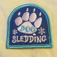 Maryland Sled Dog Adventures LLC fun patch